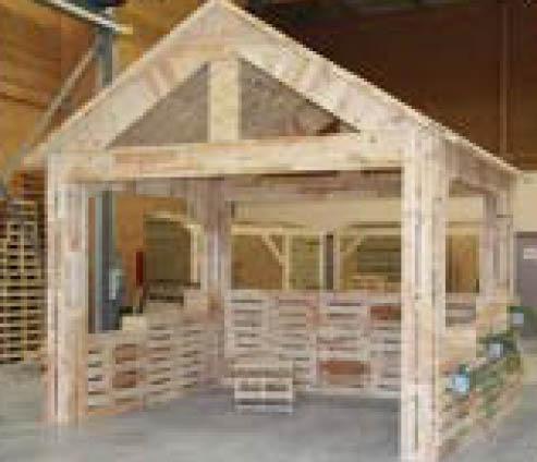 concours le bois une palette de bonnes id es eco maison bois. Black Bedroom Furniture Sets. Home Design Ideas
