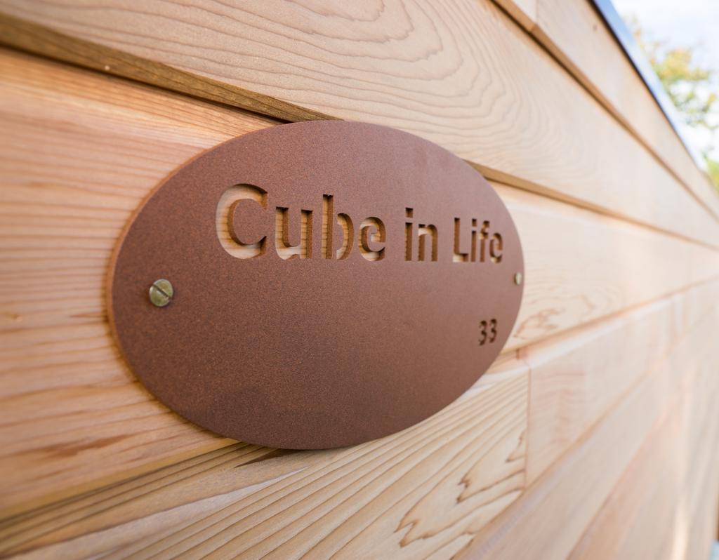 cube in life et sa d clinaison du cube dans la vigne eco maison bois. Black Bedroom Furniture Sets. Home Design Ideas