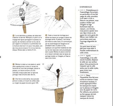 """""""Création de meubles en bois de récup' (20 projets à réaliser le temps d'un week end)"""""""