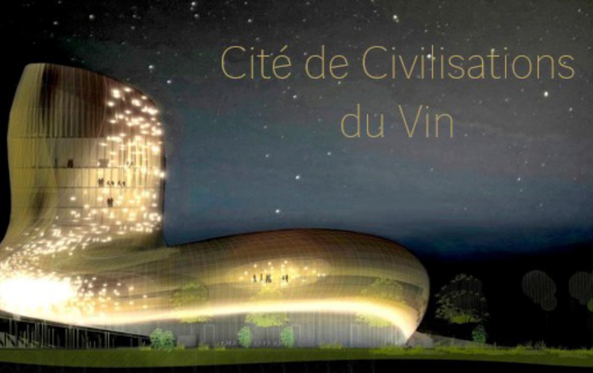 Cité de Civilisations du Vin