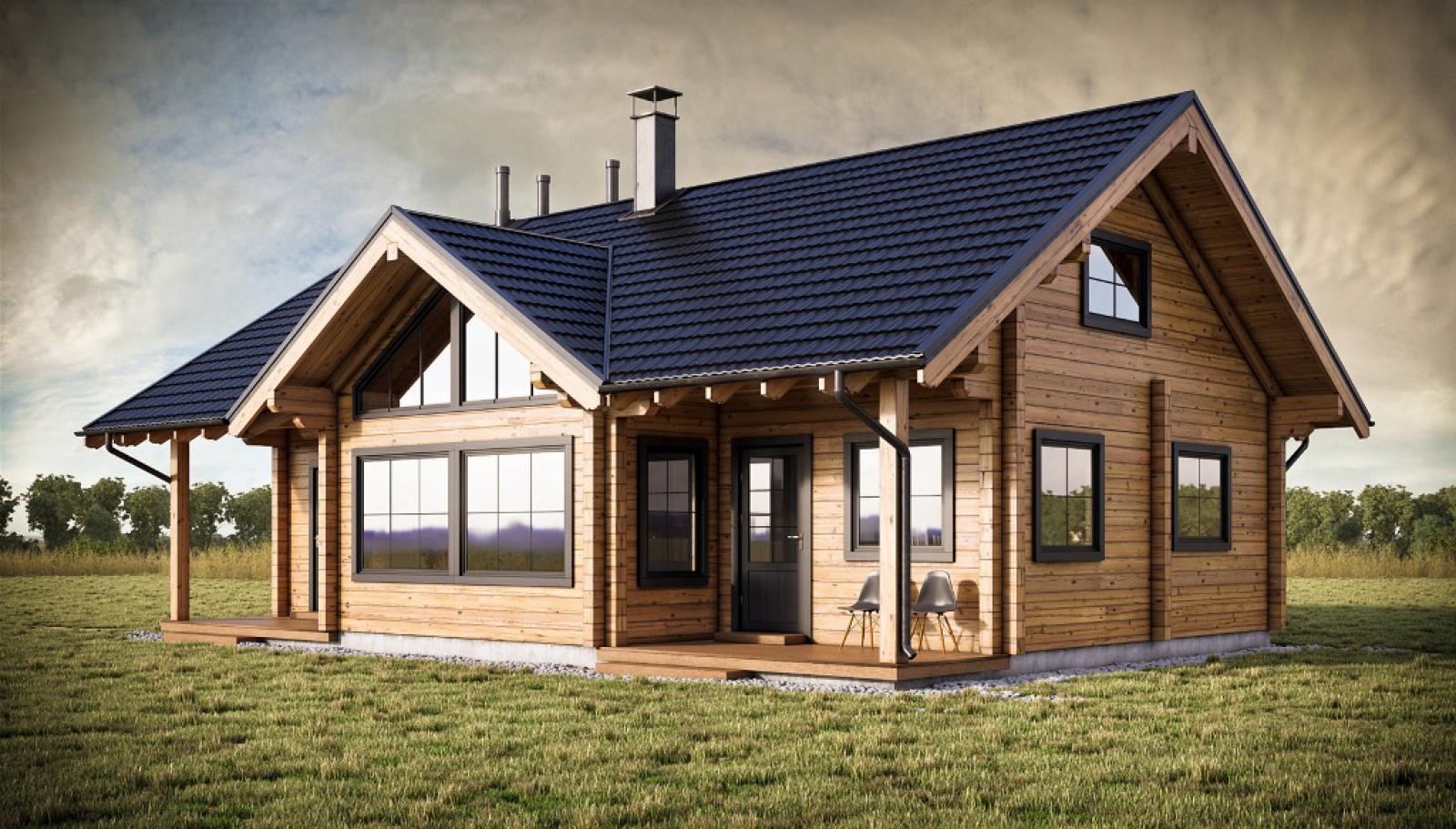 Baltic construction bois un constructeur toulousain eco maison bois for Construction bois 49