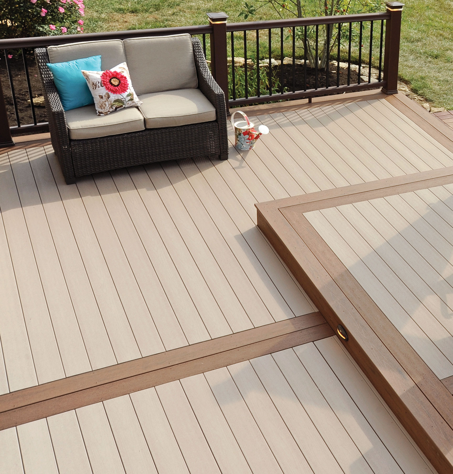 Terrasses en bois composite par TimberTech®