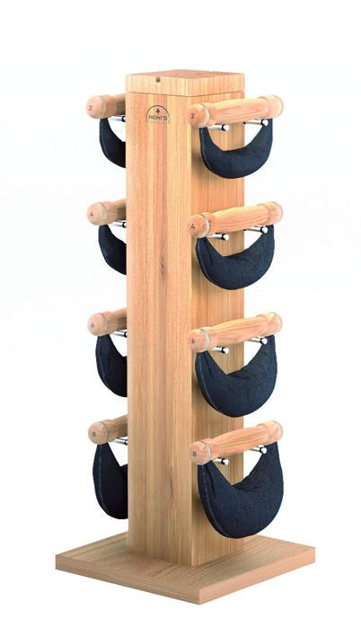 le Swing Tower en chêne