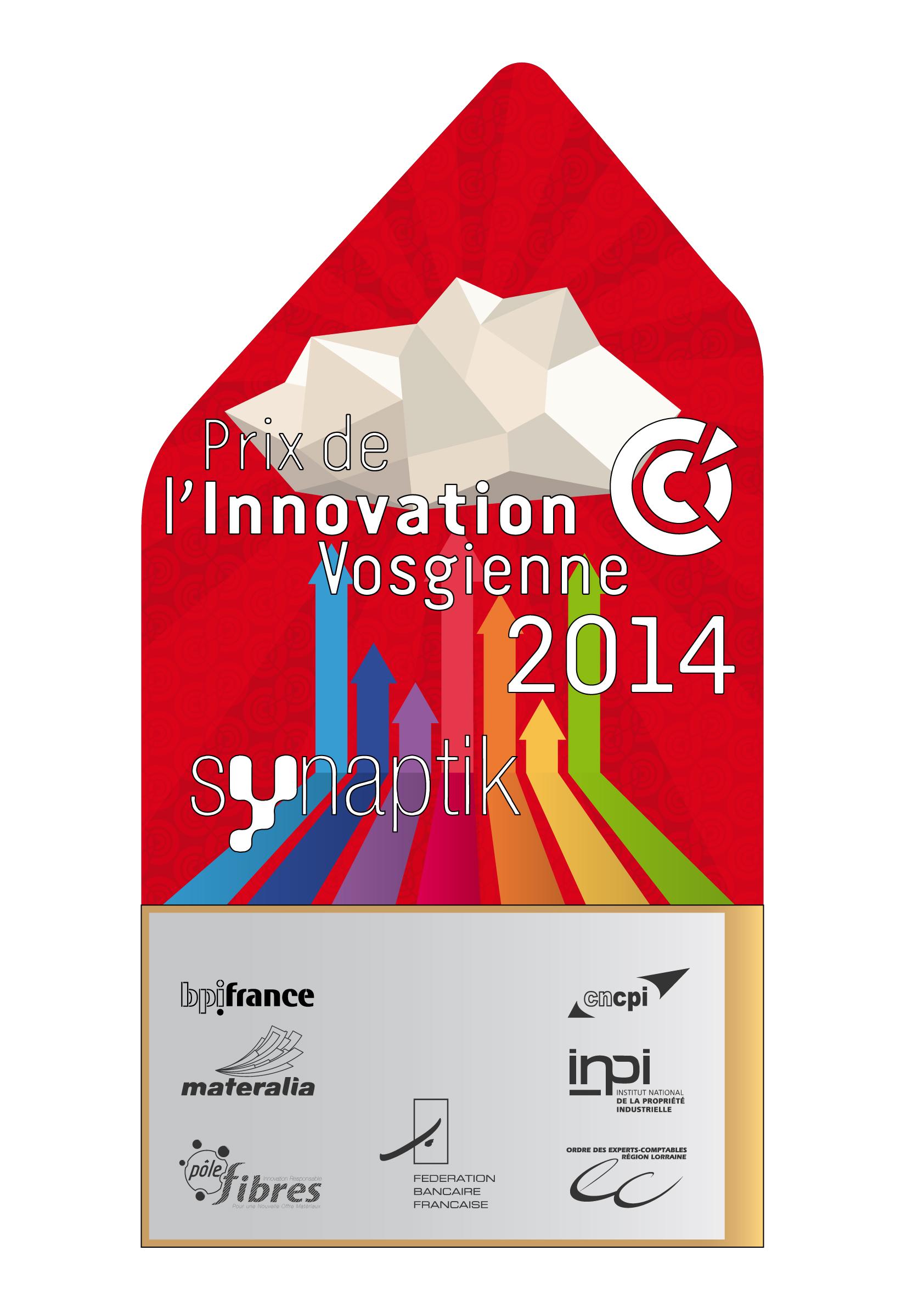 Bati-Kutch obtient le prix de l'innovation vosgienne