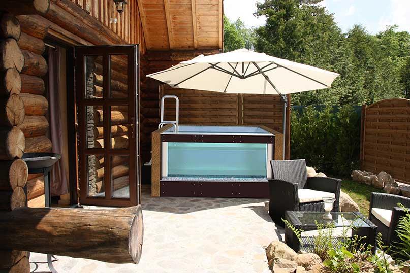 AquaLounge, salon aquatique