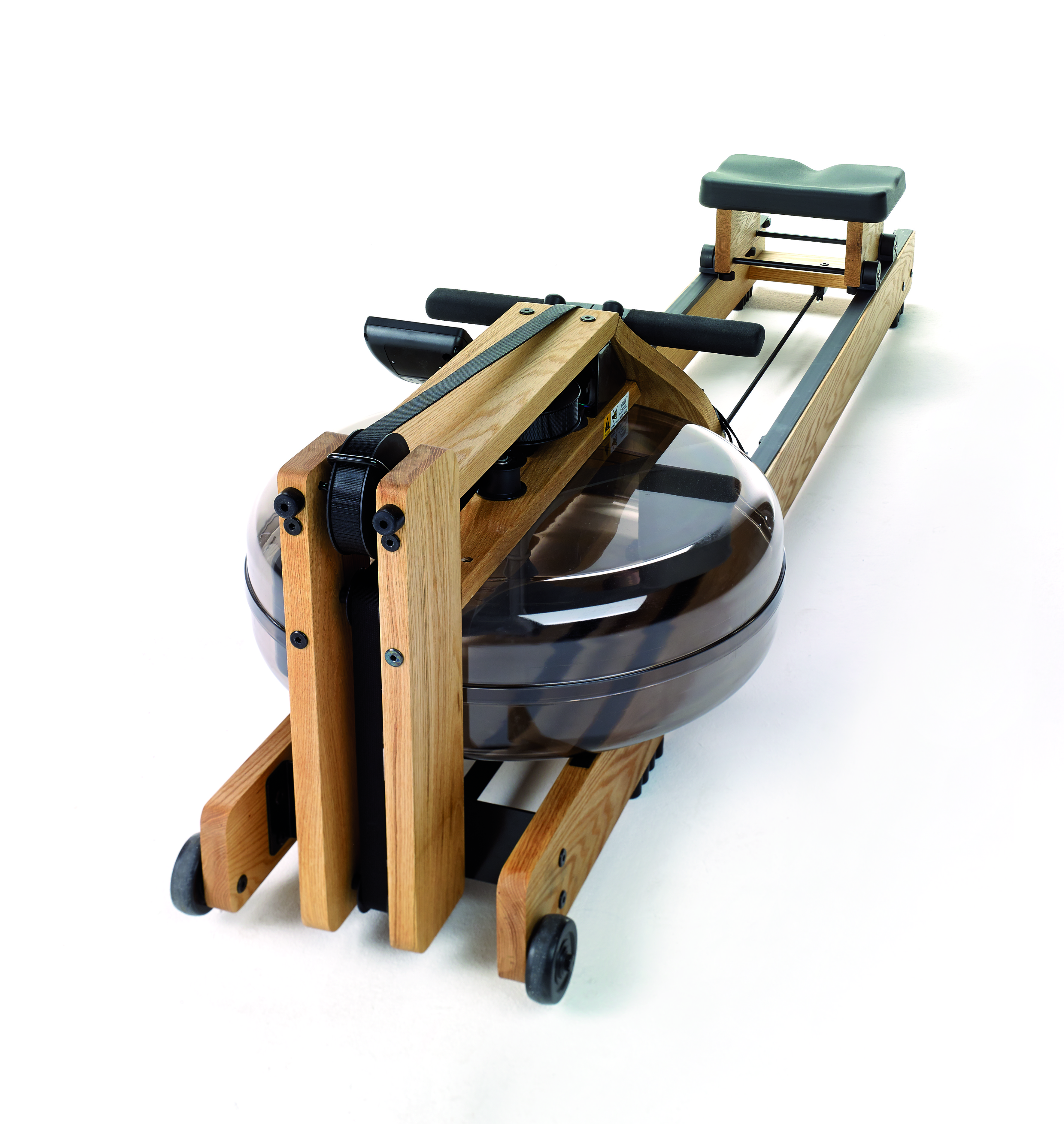 Le WaterRower en chêne