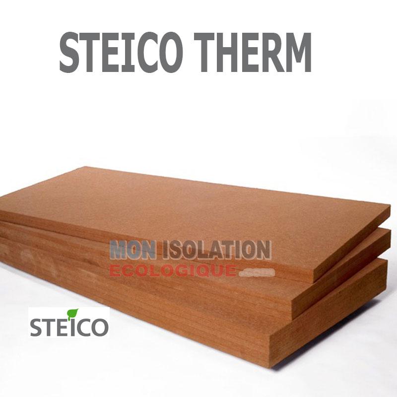 Isolant biosourcé (en bois non-traité) par Steico