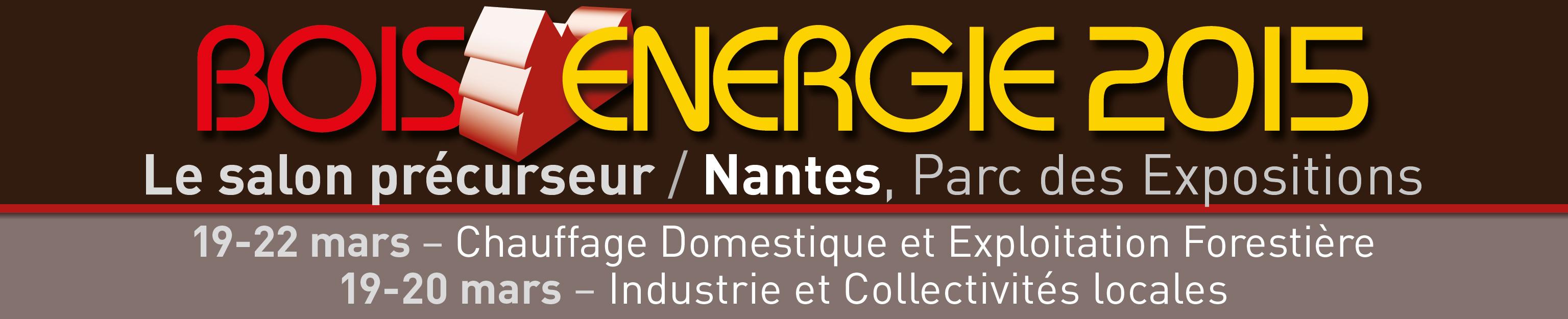 Hiemstra au salon Bois Energie de Nantes