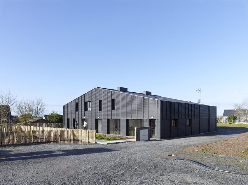 etoile noire - logements collectifs