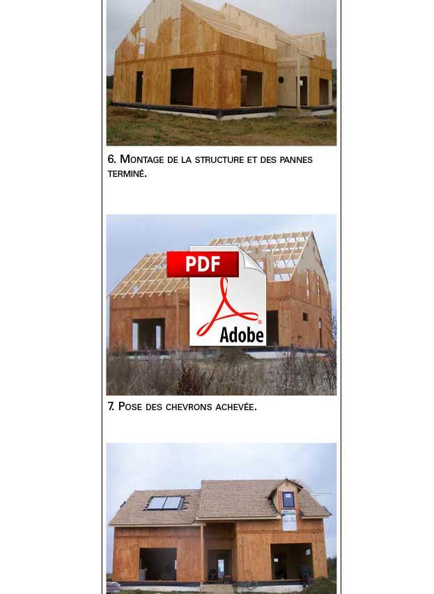 habitat basse conso en panneaux de bois massif eco maison bois. Black Bedroom Furniture Sets. Home Design Ideas