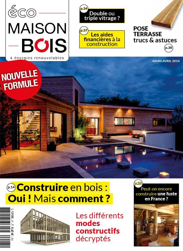 Eco maison bois n 27 eco maison bois - Maison bois eco ...