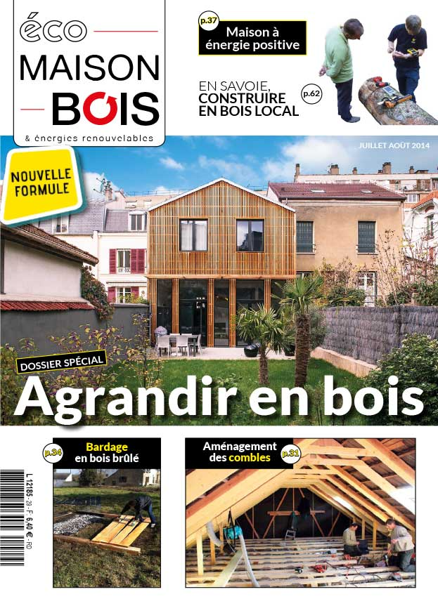 Eco maison bois n 29 eco maison bois - Maison bois eco ...