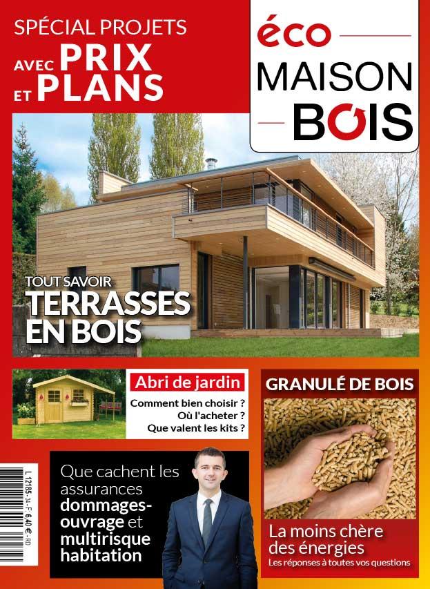 Eco maison bois n 34 eco maison bois - Maison bois eco ...