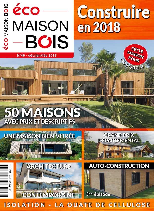Eco maison bois n 46 eco maison bois - Maison bois eco ...