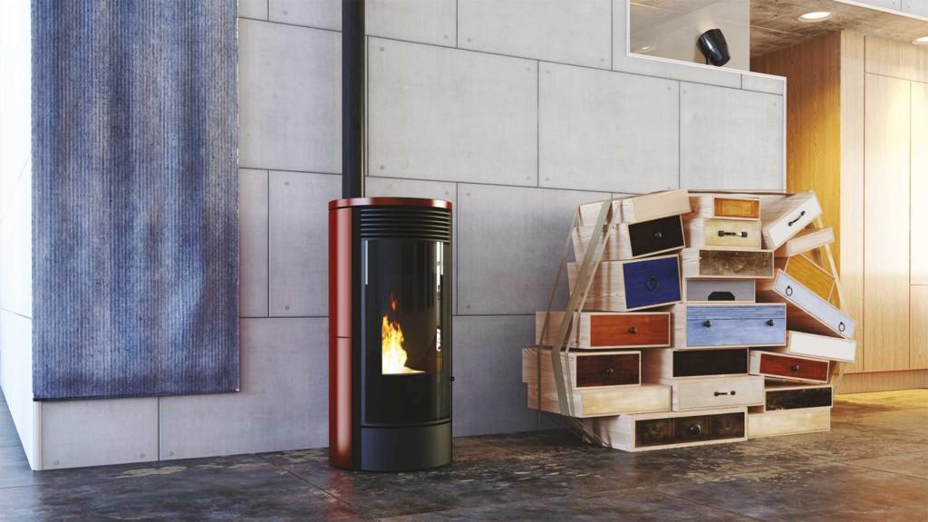 chauffage archives eco maison bois. Black Bedroom Furniture Sets. Home Design Ideas