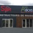 façade du constructeur de maison en bois Ami Bois
