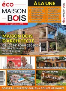 Magazine Eco maison bois n°49
