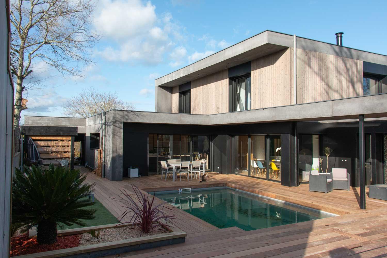 Pop up House - Eco Maison Bois