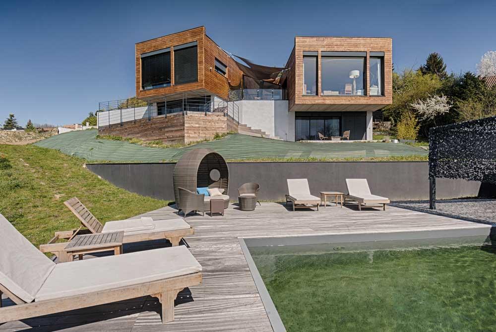 Villa bois Casaboa - Eco Maison Bois