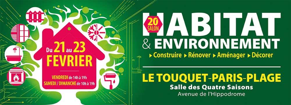 Salon Habitat Environnement - Eco Maison Bois
