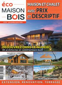 Magazine eco maison bois n°56