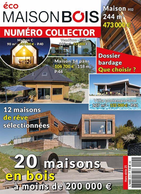 Magazine eco maison bois hors série 25
