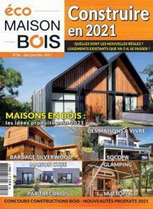 Magazine eco maison bois n° 58