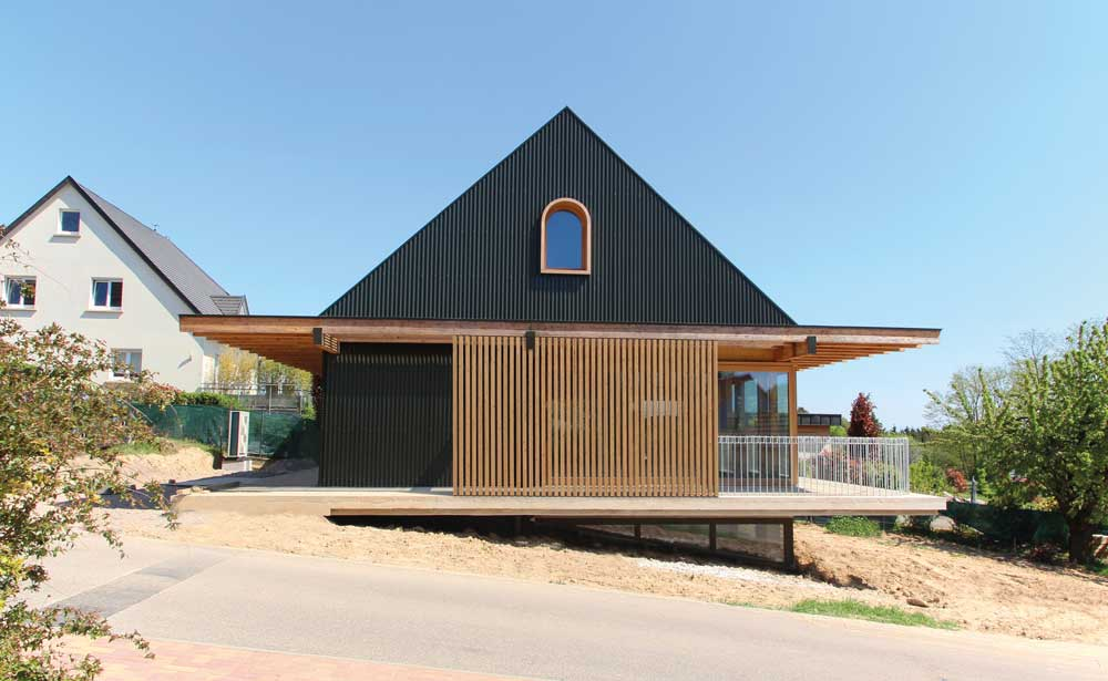 Maison en bois Pavillonnaire - Eco maison bois